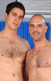 Adam Russo & Mike Martinez in Hot Jocks Nice Cocks - Centerfold