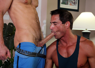 Tristan Jaxx & Alex Cox in Hot Jocks Nice Cocks