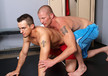 Brenn Wyson & Phenix Saint in Hot Jocks Nice Cocks- Gay Sex Position #1
