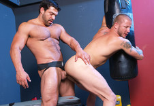 Brenn Wyson, Vince Ferelli gay jocks/frat boys video from Hot Jocks Nice Cocks