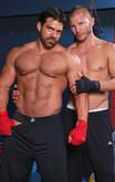 Brenn Wyson & Vince Ferelli in Hot Jocks Nice Cocks - Centerfold