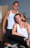 Cameron Adams & Dylan Roberts in Hot Jocks Nice Cocks - Centerfold
