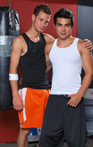 Cody Springs & Chad Davis in Hot Jocks Nice Cocks - Centerfold