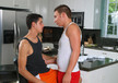 Damon Audigier & Tony Douglas in Hot Jocks Nice Cocks- Gay Sex Position #1