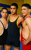 Lex Sabre   & Danny Arnez in Hot Jocks Nice Cocks - Centerfold