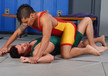 Seth Roberts & Dante Escobar in Hot Jocks Nice Cocks- Gay Sex Position #1