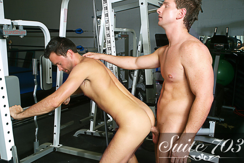 David Scott & Luke Marcum in Hot Jocks Nice Cocks - Gay Sex Position #2