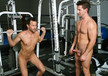David Scott & Luke Marcum in Hot Jocks Nice Cocks- Gay Sex Position #1