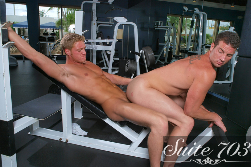 Gavin Waters and Rusty Stevens