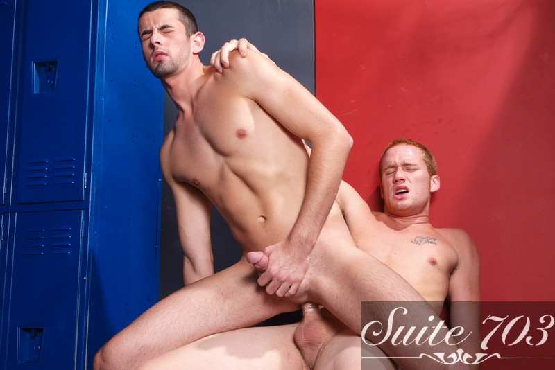 Jake Steel & Micah Jones in Hot Jocks Nice Cocks - Gay Sex Position #2