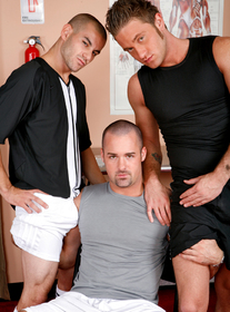 Kyle York, Riley Burke and Sebastian Rivers Porn Videos