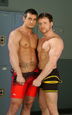 Nash Lawler & Phenix Saint in Hot Jocks Nice Cocks - Centerfold