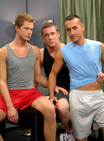 Antonio Milan, Trevor Knight and Tristan Tucker Porn Videos