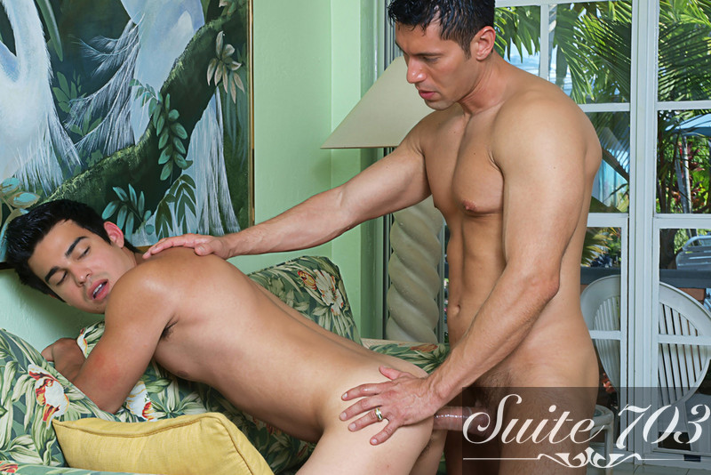 Cody Springs & Alexander Garrett in I'm a Married Man - Gay Sex Position #2