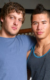 Andrew Blue & Dante Escobar in I'm a Married Man - Centerfold