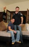 Brad Benton   & Brenn Wyson in I'm a Married Man - Centerfold