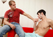 Brandon Lewis & Jake Steel in I'm a Married Man- Gay Sex Position #1
