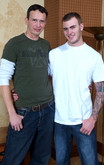 Christian Wilde & Derrick Paul in I'm a Married Man - Centerfold