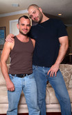 David Chase & Ethan Ayers in I'm a Married Man - Centerfold