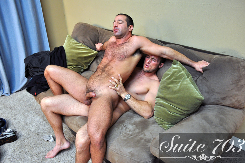 Sean Stavos & Devin Draz in I'm a Married Man - Gay Sex Position #2