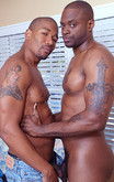 Diesel Washington & Scott Alexander in I'm a Married Man - Centerfold