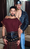 Tony Douglas & Dominic Pacifico in I'm a Married Man - Centerfold