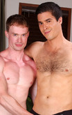 Mike Martinez & Ethan Hunter in I'm a Married Man - Centerfold