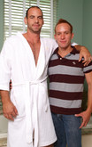 Steven Ponce & Girth Brooks in I'm a Married Man - Centerfold