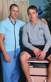 Nikko Alexander & Landon Mycles in I'm a Married Man - Centerfold