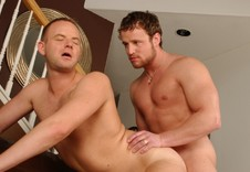 Robby Ireland, Nash Lawler gay str8 bait video from I'm A Married Man