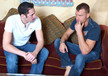 Steven Daigle & Nick Sparten in I'm a Married Man- Gay Sex Position #1