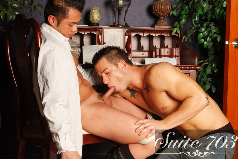 Pornstar  - Gay Sex Position #1