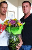 Trevor Knight & Shane Frost in I'm a Married Man - Centerfold