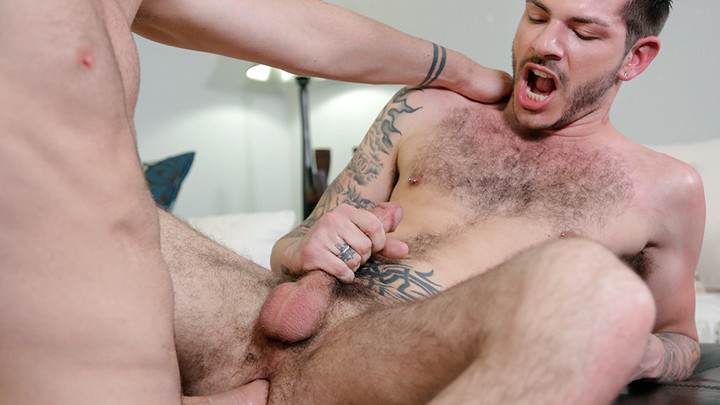 Married Guy Seduced By His Gay Friend
