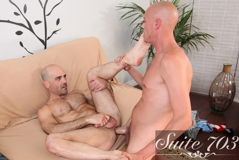 Troy Michaels & Adam Russo in My Brother's Hot Friend - Gay Sex Position #2