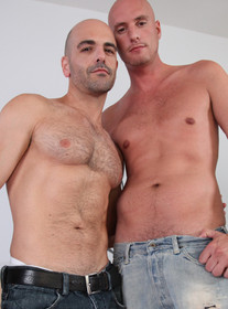 Adam Russo and Troy Michaels Porn Videos