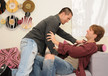 Alex Foster & Rocco Giovanni in My Brother's Hot Friend- Gay Sex Position #1