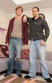 Alex Foster & Rocco Giovanni in My Brother's Hot Friend - Centerfold
