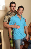 Ari Sylvio & Phenix Saint in My Brother's Hot Friend - Centerfold