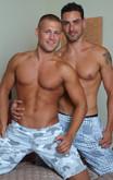 Jeremy Bilding & Bobby Clark in My Brother's Hot Friend - Centerfold