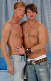 Brad Benton   & Dallas Reeves in My Brother's Hot Friend - Centerfold