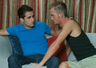 Jake Woods & Cole Hardy in My Brother's Hot Friend- Gay Sex Position #1
