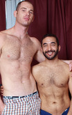 Cole Streets & Mike Dreyden in My Brother's Hot Friend - Centerfold