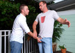 Girth Brooks & Parker Perry in My Brother's Hot Friend- Gay Sex Position #1