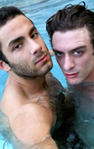 Jason Michaels & Victor Steele in My Brother's Hot Friend - Centerfold
