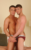 Trevor Knight & Jayden Grey in My Brother's Hot Friend - Centerfold