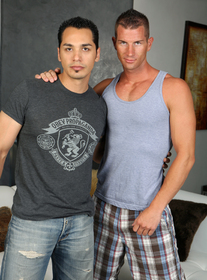 Jean Val Jean and Rusty Stevens Porn Videos