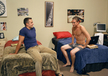 Jeremy Lange & Jurek Dawson in My Brother's Hot Friend- Gay Sex Position #1