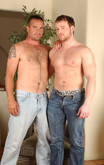 Johnny Donavan & Nash Lawler in My Brother's Hot Friend - Centerfold