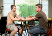 Jonathan Bradley & Zackary Ryan in My Brother's Hot Friend- Gay Sex Position #1
